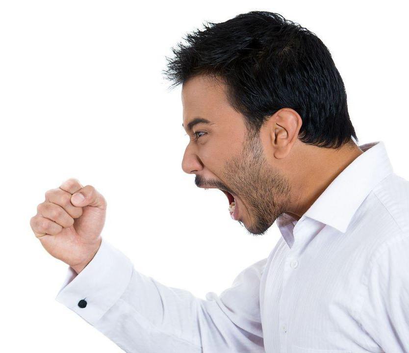 Tratamiento de rabia interna
